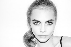 All hail Queen Cara and those brows!