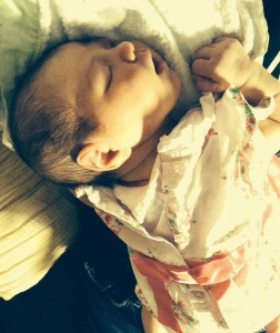 Matilda Lily Rose born 09/02/2014